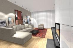 SASKA KĘPA – 4 pokoje
