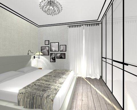 Muranów sypialnia b2
